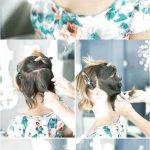 Beste Frisuren für Ihre 50er Jahre - Hochsteckfrisur für kurze Haare - Beste Frisuren für Fra...