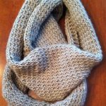 Betty's Infinity Scarf pattern by iknit2purl2
