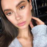 #Bilder #Frisches #Gesicht #Haut #Leuchtende #Makeup