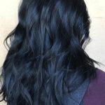 Blau Schwarz Frisur Ideen