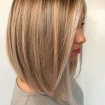 Blondes langhaariges Haar 2018 #Medium lang #blond #Frisuren # 2018