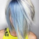 Blue Hair: 30 Blue Hair Color Ideas,  #Blue #color #coloredhairstylesblue #hair #ideas