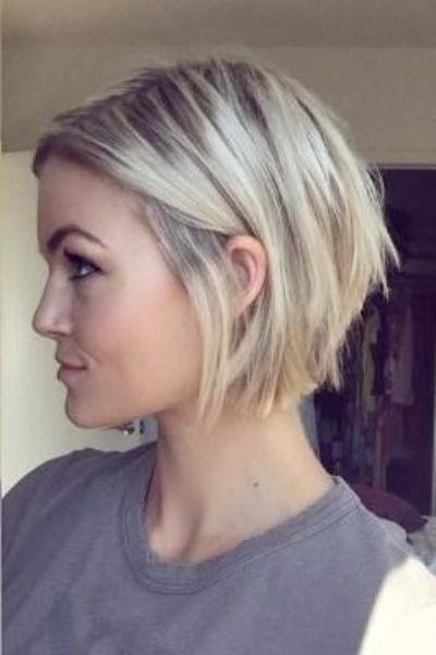 Bobs für dünnes Haar