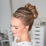 Braided Hairstyles With Tutorials