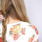 Braids Fishtail frisur Frisuren Weben#braids #classpintag #explore #Fishtai  Bra...