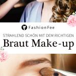 Braut Make-up: So leicht werdet ihr zur strahlenden Braut!