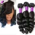 Brazilian Virgin Hair Loose Wave 4 Bundles Brazilian ...- Brasilianisches Reines...