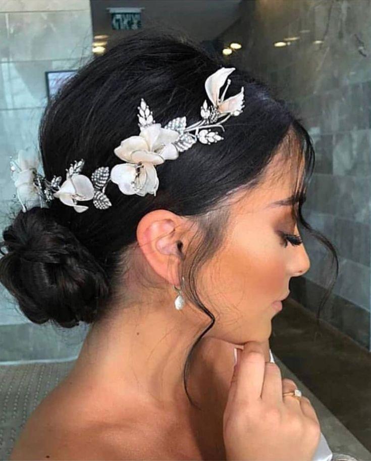 Bridal Hair Accessory #hairaccessories Bridal Hair Accessory – #accessory #brida…