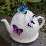 Butterfly Tea Cosy Cream                                                       ...