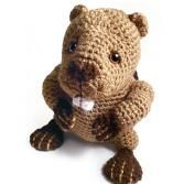 Buy Benny the Beaver amigurumi pattern – AmigurumiPatterns…