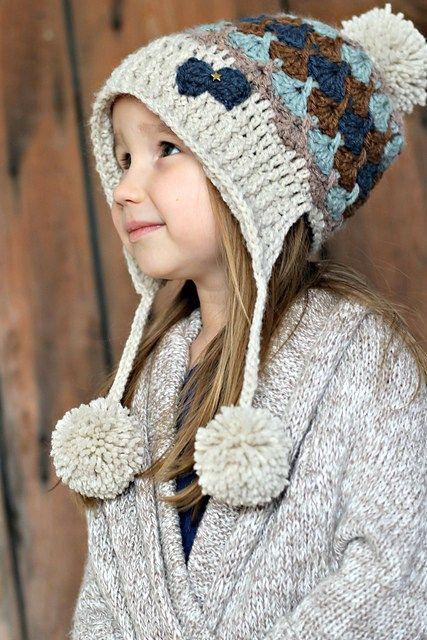 CROCHET PATTERN – Rainer Crochet Slouchy Hat Pattern – Striped Crochet Slouchy Hat Pattern – Easy Crochet Pattern – Striped Crochet Hat