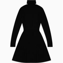 Calvin Klein Strickkleid aus superfeiner Wolle Xl Calvin KleinCalvin Klein