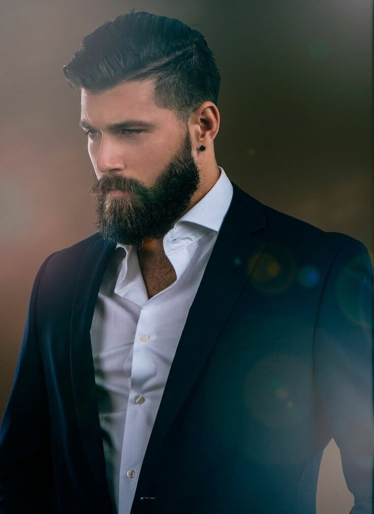 Choosing The Perfect Hairstyle and Beard Combination – Hairstyle on Point