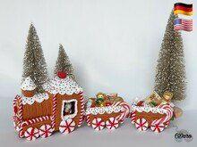 Christmas-Express – Crochet pattern
