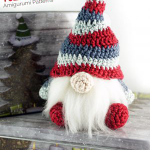 Christmas Gnome – Amigurumi Crochet Pattern |