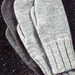 Classic Mittens | Free Knitting Patterns- there are a *ton* of patterns on this ...