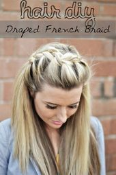 Classic and sweet hairstyle ideas for long hair   – Michelle Kauf #classic #hair…