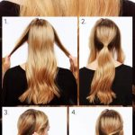 Classic and sweet hairstyle ideas for long hair - New Site