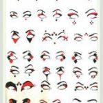 Clown Schminke Frau-Harley-Quinn-Augen-Make-up-Ideen - Sei dein eigenes Whyld-Gi...