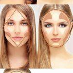Contourning selon votre ovale.... #makeuptips Contourning selon votre ovale....