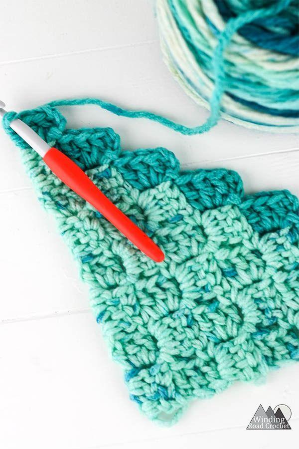 Corner to Corner Crochet (C2C) for Beginners
