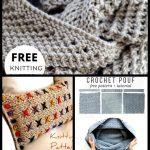 Cowl Infinity Scarf Free Strickmuster ,  #Cowl #Free #Infinity #knitstitchesforchunkyyarn #Sc...