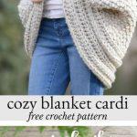 Cozy Blanket Cardigan