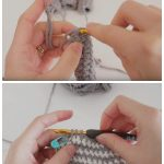 Cozy Crochet Gloves - Learn to Crochet - Crochet and Knitting Patterns
