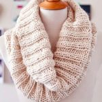 Cozy Ribbed Scarf - Free Pattern