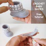 Crochet Baby Shoes - CROCHET-HUB