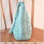 Crochet Bag Pattern - Einfache Häkelanleitungen