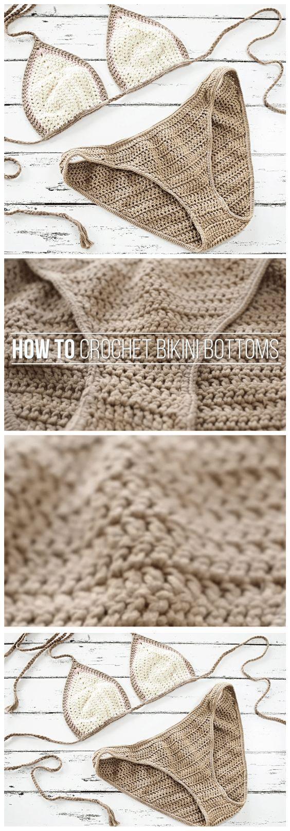 Crochet Bikini Pattern – Crochet Patterns Inspiration