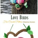 Crochet Bird Amigurumi Free Patterns
