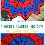 Crochet Blanket Free Patterns For Boys