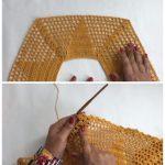 Crochet Bolero Jacket - Learn to Crochet