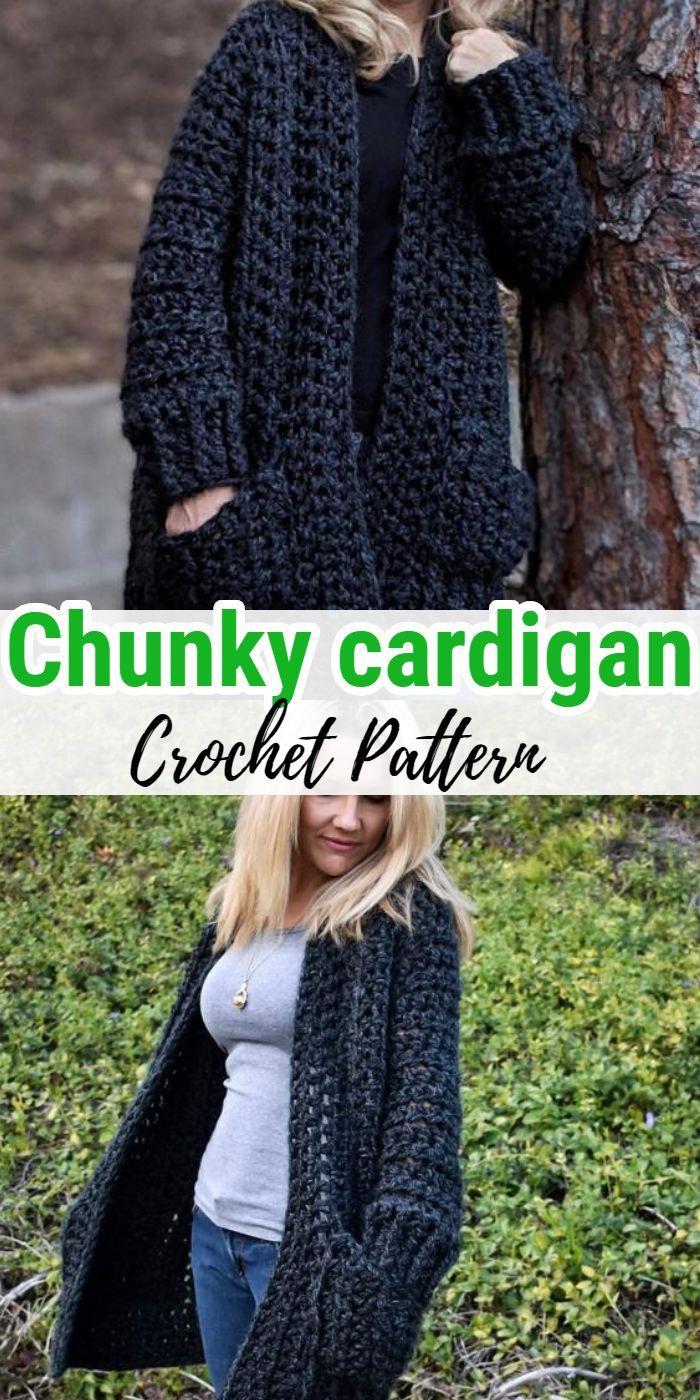 Crochet Cardigan Patterns – Patterns And Ideas