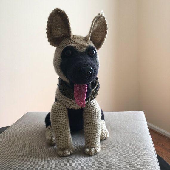 Crochet Dog, Crochet Puppy