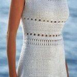 Crochet Dress - Free Crochet Diagram - (mucambeartesanato.blogspot)