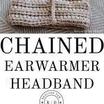 Crochet Ear Warmer Pattern - Free Ear Warmer Headband Pattern