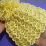 Crochet Easy Beanie Hat