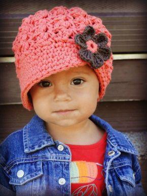 Crochet Hat for Babies sizes Newborn-12 Months