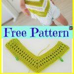 Crochet Little Girl Summer Top - Free Pattern