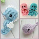 Crochet Patterns Step-by-Step Crochet Toy #amigurumi #crochettoys #handmade #tutorial #diy #croch