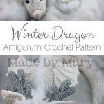 Crochet Patterns This winter kite amigurumi crochet pattern is beautiful! It would be the p