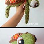 Crochet Sea Turtle Pattern