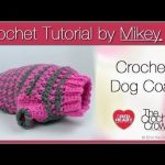 Crochet Simple Dog Sweater #dogcrochetedsweaters Crochet Simple Dog Sweater #dog...