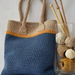 Crochet Tote Bag PATTERN, Bucket Bag Crochet Pattern, Boho Crochet, Boho Bag, Purse Pattern, Hand Bag, Slouchy Bag, Crochet Sac, Summer Tote