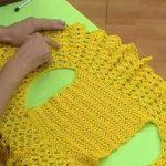 Crochet round bolero free pattern (video in Spanish). Here is the written englis... - Beliebteste Bilder