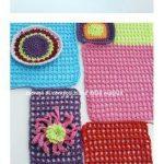 Crochet vintage sweater - similar gypsy stile -Elena Regina Wool - tutorial (ita...