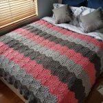 Cute Kid Baby Crochet Blanket Free Patterns